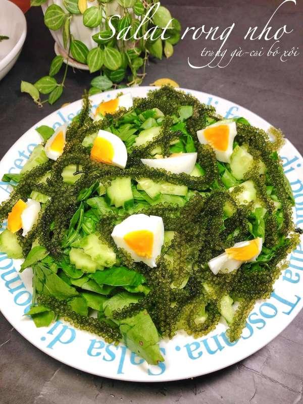 Tổng hợp 11 công thức Cách làm món Salat ngon xịn mịn, Salat đẹp da 12