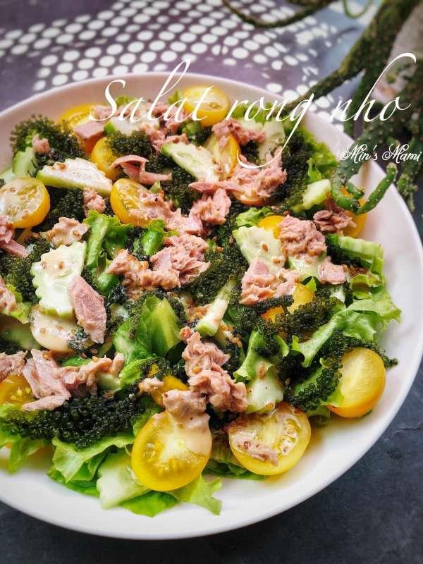 Tổng hợp 11 công thức Cách làm món Salat ngon xịn mịn, Salat đẹp da 4