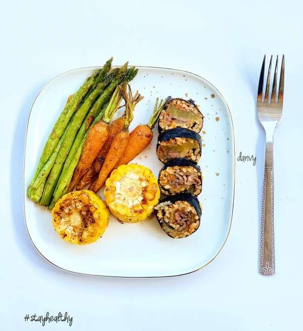 13+ món ăn hằng ngày để giảm cân sau sinh, giảm 60-70% 6