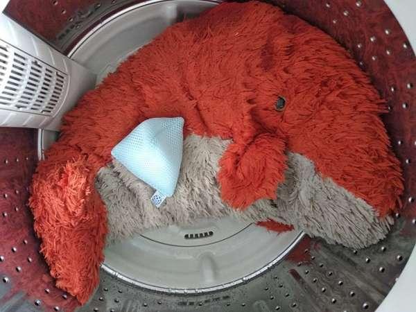 Review túi giặt Magchan, thay thế hoàn toàn nước giặt, bột giặt 300 lần 4