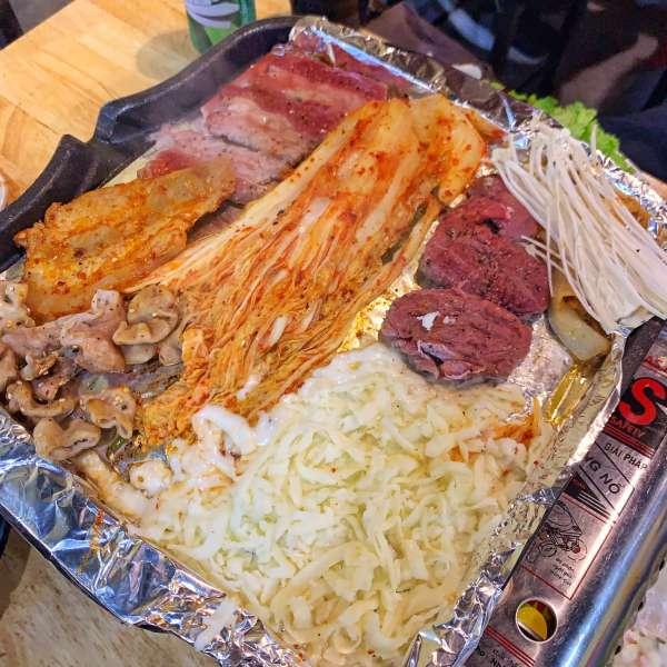 [Review] - THỊT NƯỚNG HÀN QUỐC – Kangs Food 4