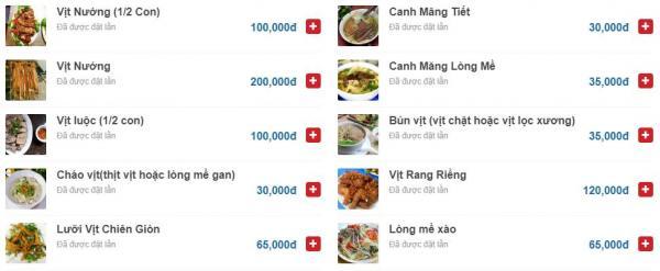 [Review] - Vịt Nướng Ngon, 262 Trần Cung 4