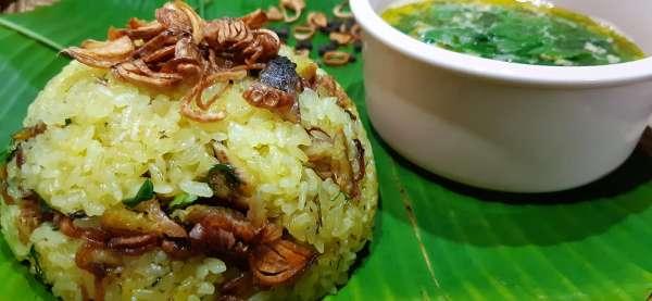 4 Công thức Món ăn Thái Bình : Canh cá rô đồng, Xôi cá rô, con don, Chả rươi 4